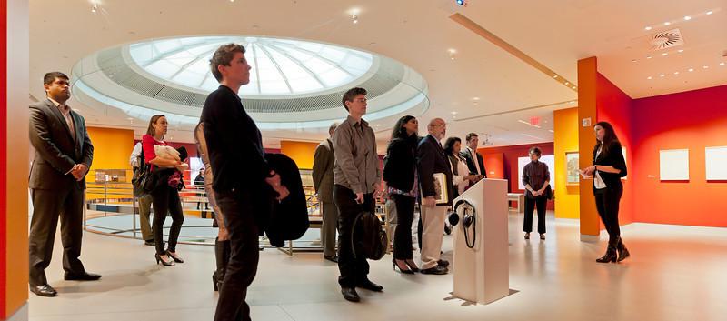 Member Opening at the Rubin Museum of Art