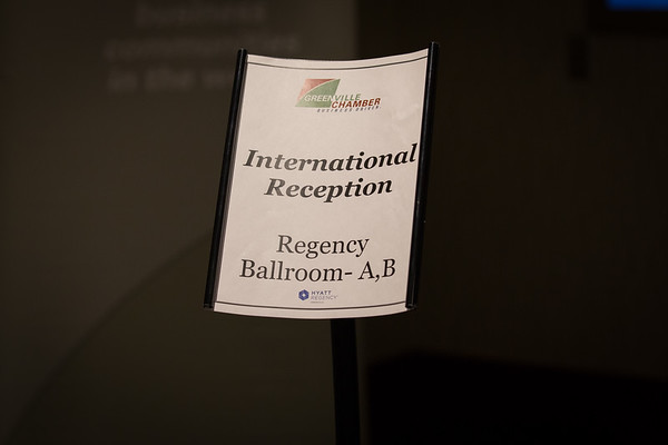 Greenville Chamber's 22nd Annual International Event