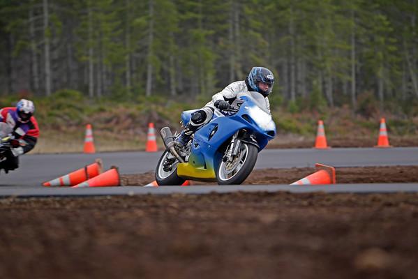 Suzuki - Blue Yellow GSXR