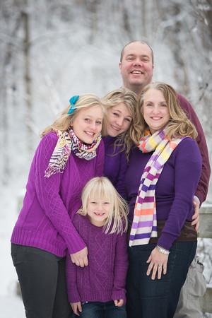 Toltzman Family