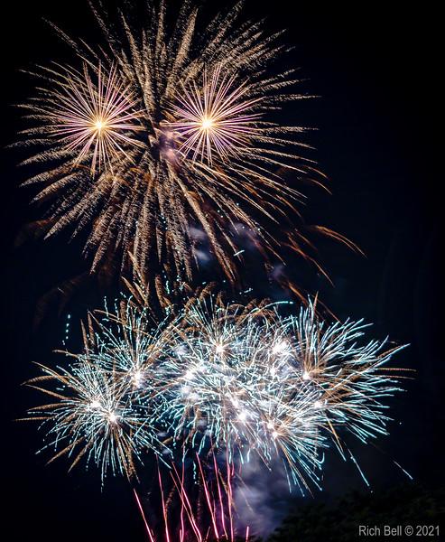 Indiana, Indianapolis Fireworks 2021