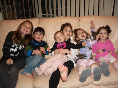 DECEMBER 2009 - Hanukkah, Holidays and More