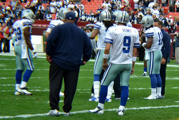 Cowboys-Redskins Pre-Game -