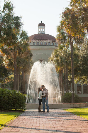 Deacon and Erika- Engagement session
