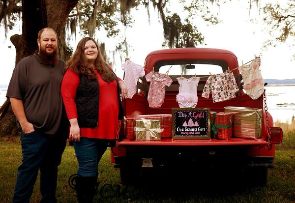 Burbage Gender Reveal Christmas