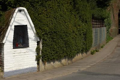 Une balade à Rixensart, de chapelle en potale..