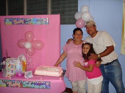 Marina's Baby Party