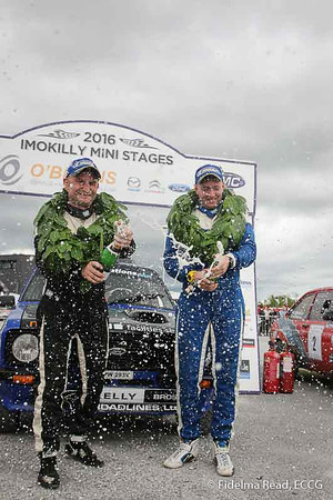 Imokilly Mini Stages Rally - 16/07/2016