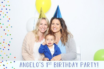 Angelo's 1st B*day Bash