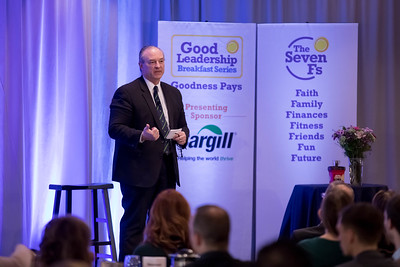 Good Leadership - March 2018 - Paul Hillen