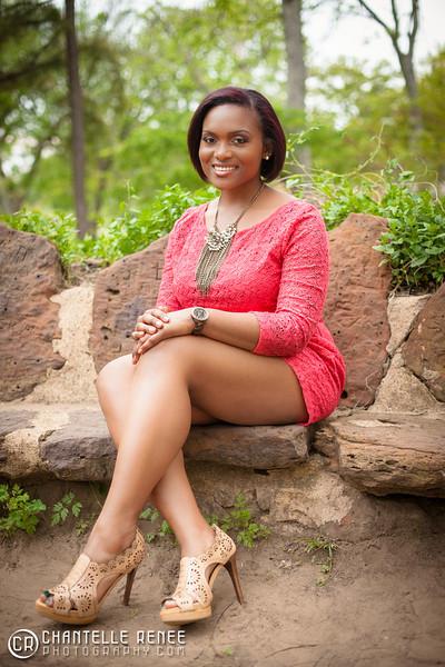 Angelique Davis: 2014 Graduation