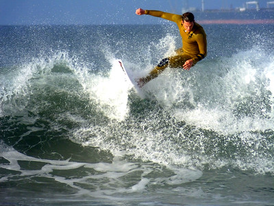 10/11/21 * DAILY SURFING PHOTOS * H.B. PIER