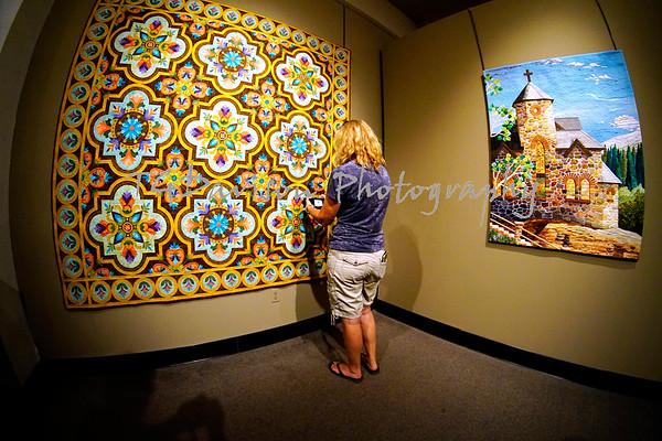 National Quilt Museum 2018