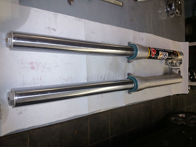 2005 Marzocchi Forks