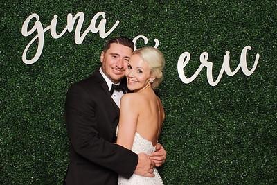 Gina & Eric's Wedding