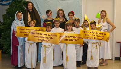 Church School Christmas Pageant - December 16, 2012