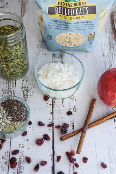 Granola Nut-free