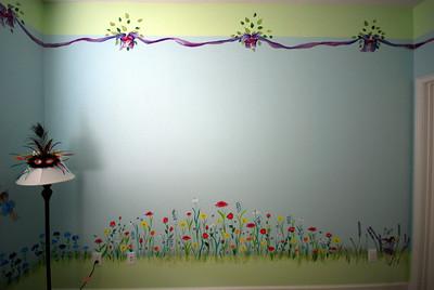 Sarah's New Room