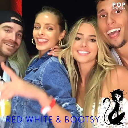 H.Wood 5th Annual Red White and Bootsy Malibu #3 MP4s