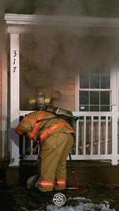 House Fire - City of Coatesville