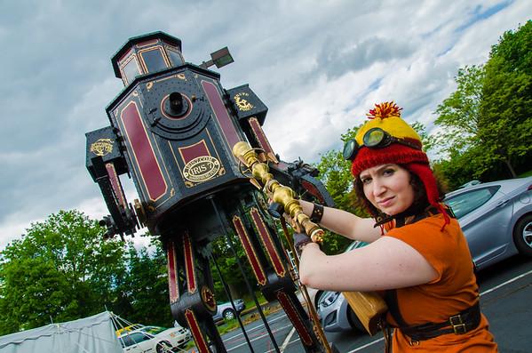 Steampunk World's Fair - 2014