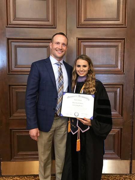 Melanie Graduation