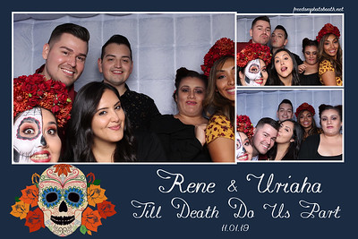 Rene & Uriaha's Celebration 11.01.19