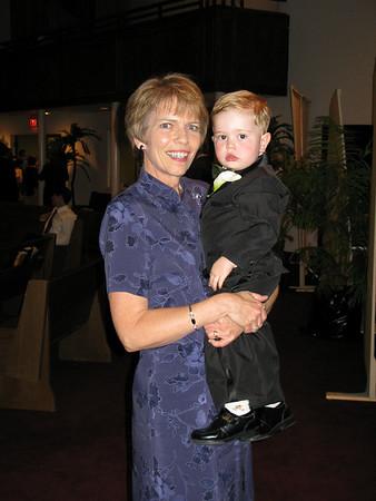 John & Jennifer Chappelle's Wedding - May 2009