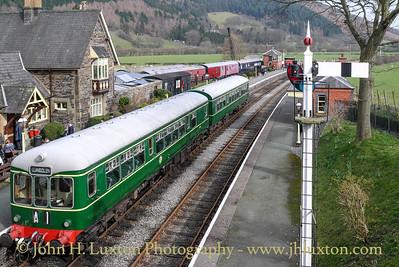 Llangollen Railway 2014