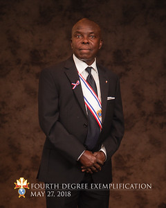 KOP 4th Degree Exemplification Portraits