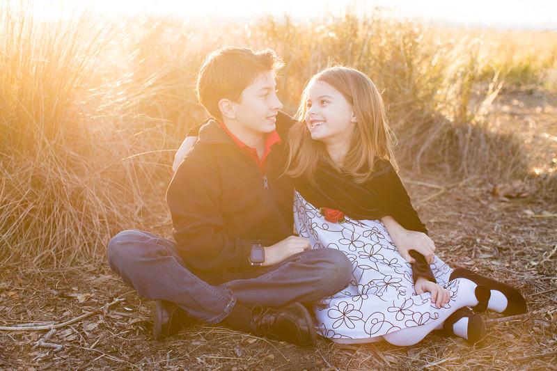 Brennan Family - Alhambra