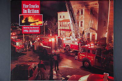 1996 Fire Trucks in Action