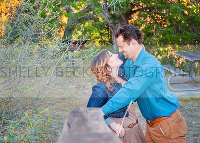 ~ Jennifer & Zach