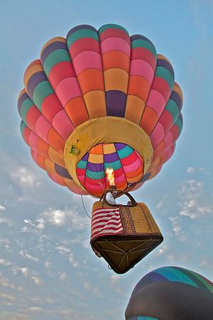 2012 Hot Air Balloon Ride