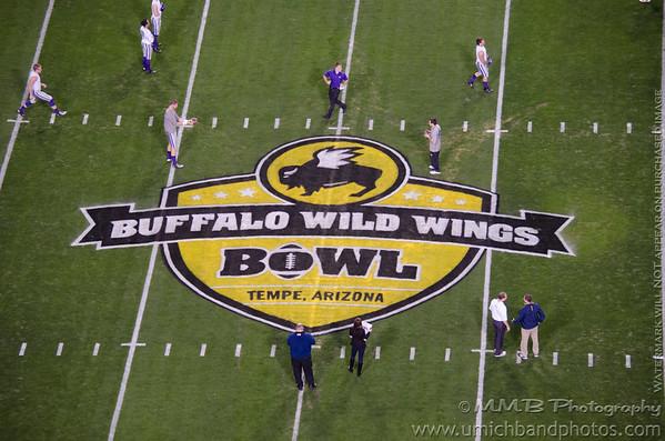 Buffalo Wild Wings Bowl - Press Box Photos