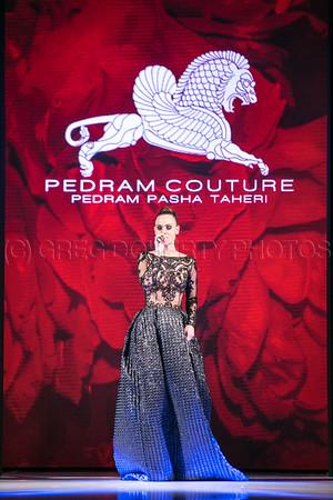 LA Fashion Week - Pedram Couture
