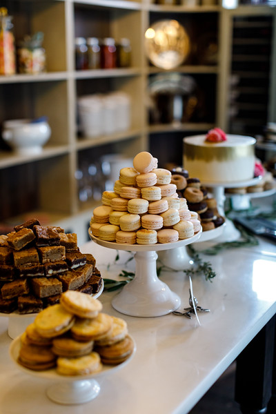 Sweet Finish - dessert buffet in the Pantry