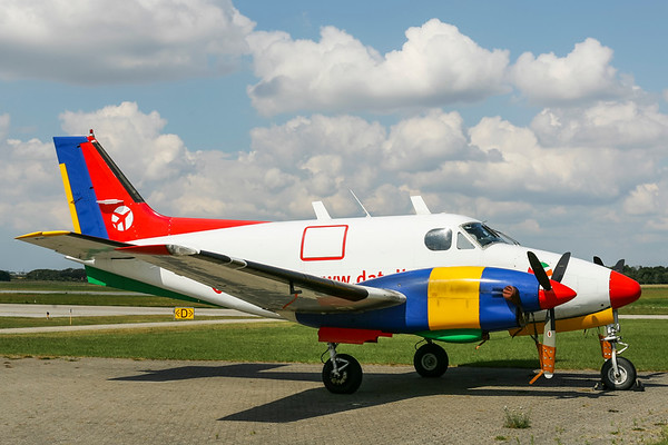 OY-JRO - Beech B90 King Air