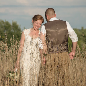 Carolyn & Chris Tittle- The Red Barn- Amherst, MA