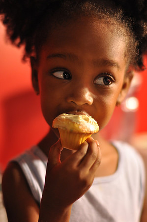 Cupcakes with Daddy