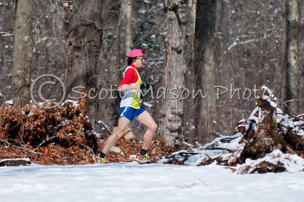 Brrr-lingame Trail Races Lap 2