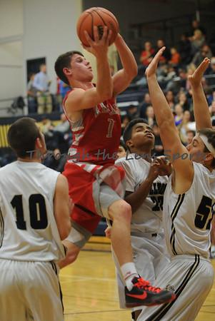 South Albany vs. West Albany Boys HS Basketball