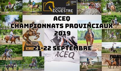 ACEQ Championnats provinciaux 2019