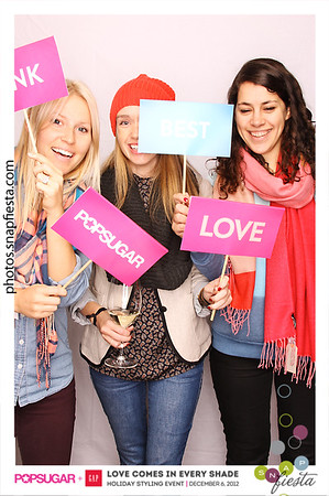 PopSugar @ GAP, San Francisco 12.6.12