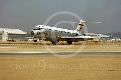 USAF Douglas C-9 Nightingale Military Airplane Pictures