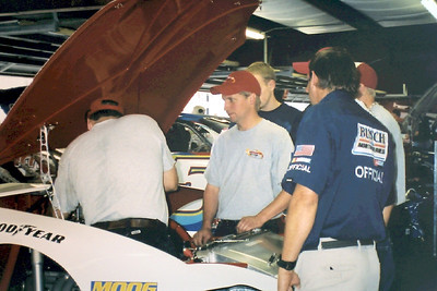 NASCAR Busch North Race @ NHIS 7-19-2003