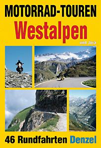 Motorrad Touren West Alpen 3