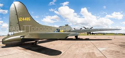 Sally B - Boeing B17G Flying Fortress