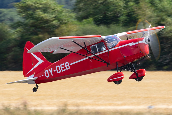 OY-DEB - SAI KZ III U-2