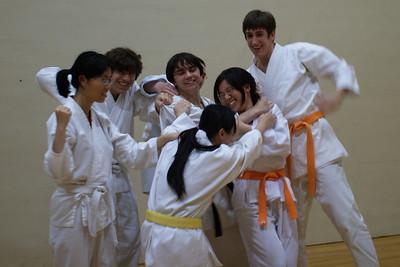 Karate Exam, Spring 2009